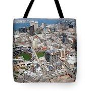 Downtown San Diego Tote Bag