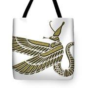 Dragon - Demon Of Ancient Egypt Tote Bag