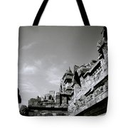 Dramatic Borobudur Tote Bag