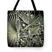 Dreamy Green Tote Bag