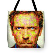 Dr. House - Maple Leaves Tote Bag