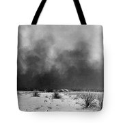 Drought Dust Storm, 1936 Tote Bag
