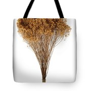 Dry Flowers Bunch Tote Bag