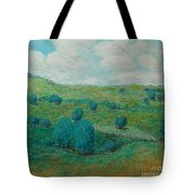 Dry Hills Tote Bag
