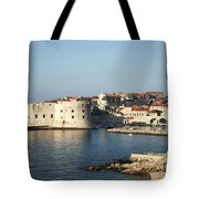 Dubrovnik In Croatia Tote Bag