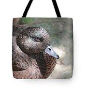 Duck Tote Bag