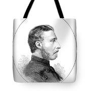 Duke Of Connaught (1850-1942) Tote Bag