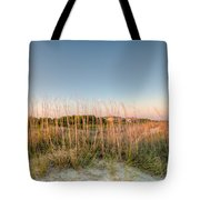 Dunes To Lighthouse Tote Bag