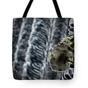 Dust Mite On Carpet Tote Bag