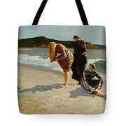Eagle Head. Manchester Massachusetts  Tote Bag