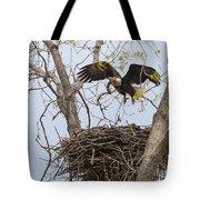 Eagle Nest Tote Bag