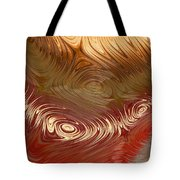 Earth Tones Tote Bag by Heidi Smith