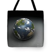 Earths Gravity Tote Bag