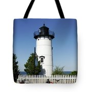 East Chop Lighthouse Tote Bag