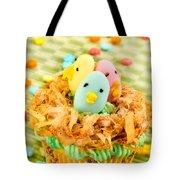 Easter Cupcakes  Tote Bag