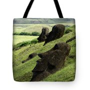 Easter Island 17 Tote Bag