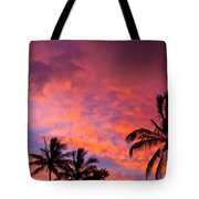 Easter Island Sunrise 2 Tote Bag