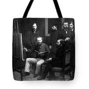 Edouard Manet (1832-1883) Tote Bag