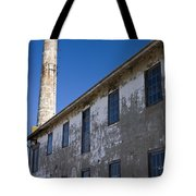 Electrical Repair Shop Alcatraz Island Tote Bag
