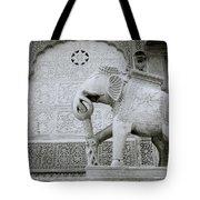 The Beautiful Elephant Tote Bag