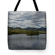 Elk Lake Tote Bag