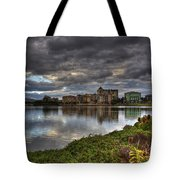 Emerald Lakes Tote Bag