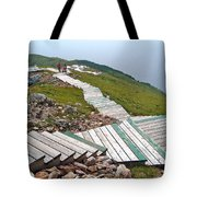 End Of Skyline Trail In Cape Breton Highlands Np-ns Tote Bag