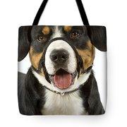 Entlebuch Mountain Dog Tote Bag