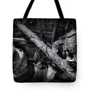 Entrenched Tote Bag