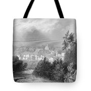 Erie Canal Little Falls Tote Bag