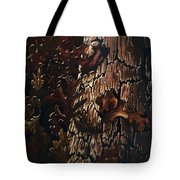 Eruption Tote Bag