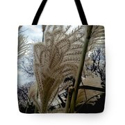 Etched Tote Bag