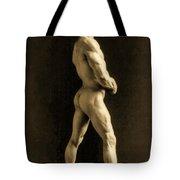 Eugen Sandow Tote Bag