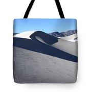 Eureka Dunes Tote Bag
