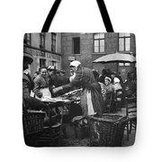 Europe Market, C1910 Tote Bag
