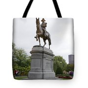 Evening With George Washington Tote Bag