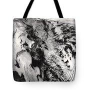 Eyjafjallajokull And The Glacier Tote Bag