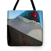 F-22 Raptor Jet Tote Bag