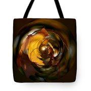 Fall Colorball Tote Bag