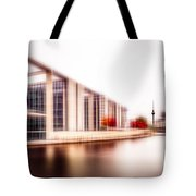 Fall In The City Tote Bag