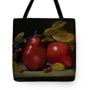 Fall Pear #2 Tote Bag