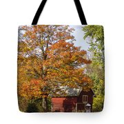 Fall View Tote Bag