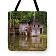 Falling Spring Mill  Tote Bag