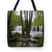Falling Water Tote Bag