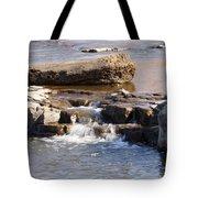 Falls Park Waterfall Tote Bag