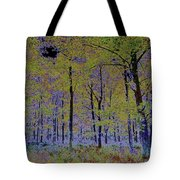 Fantasy Forest Art Tote Bag