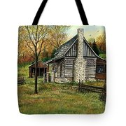 Farming Time Tote Bag