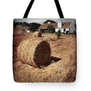 Farmland Tote Bag by Carlos Caetano