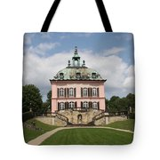 Fasanen Schloesschen - Germany    Pheasant Palace  Tote Bag