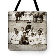 Father Damien (1840-1889) Tote Bag